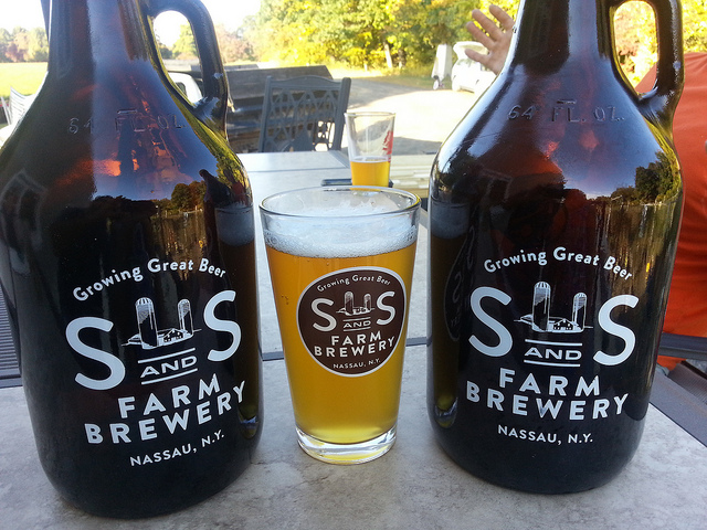S&S Farm Brewery Old 82 Ale